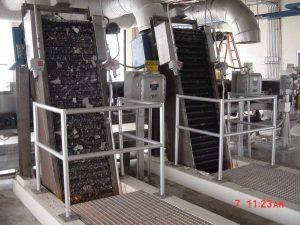 آشغالگیر مکانیکی